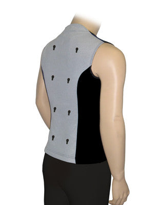 BioKnit® FULL BACK CONDUCTIVE VEST