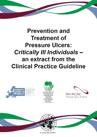 Prevention and Treatment of Pressure Ulcers: Critically Ill Individuals – an extract from the Clinical Practice Guideline