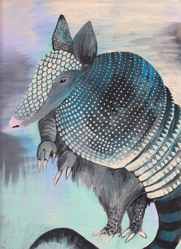 Armadillo Spirit Animal Meaning