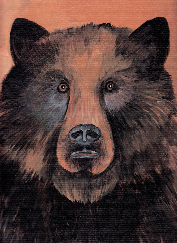 Bear Spirit Animal Meaning