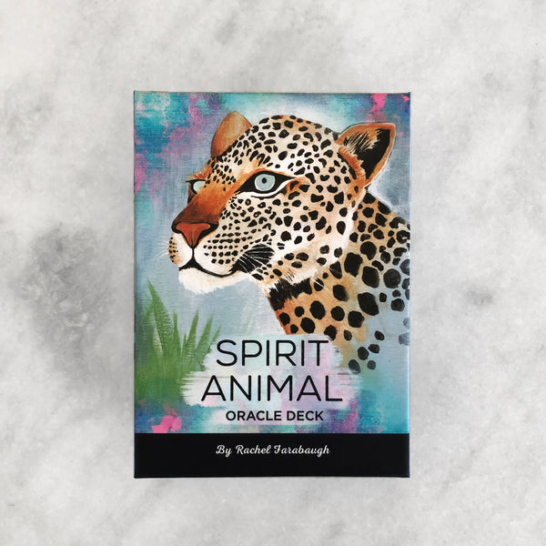 Spirit Animal Oracle Deck