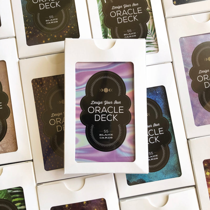 Create Your Own Oracle Deck