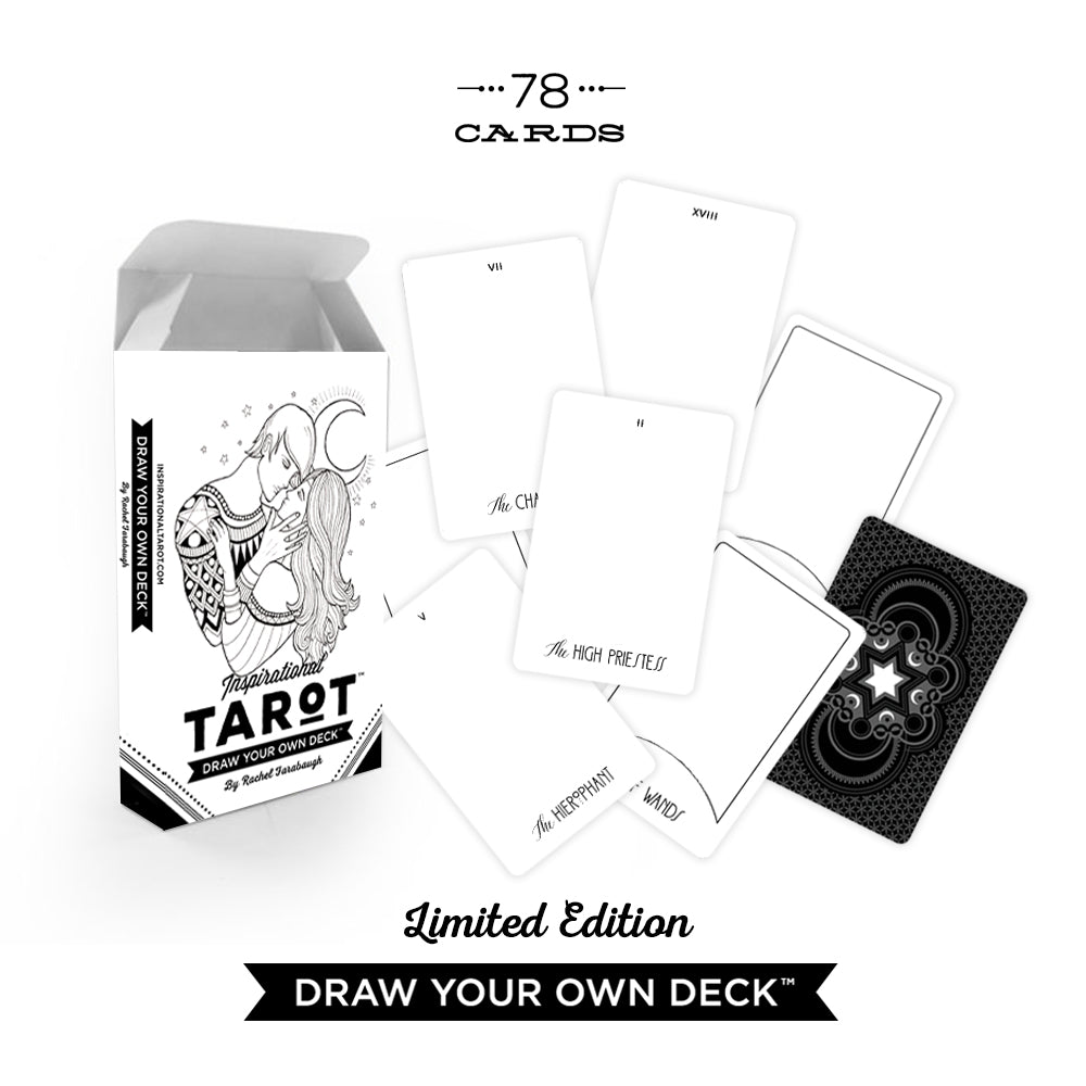 Draw Your Own Tarot Deck