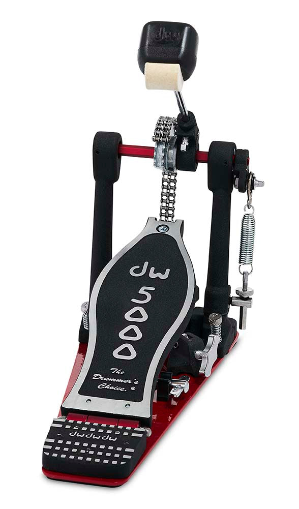 DW DWCP5000TD4 5000 Series Turbo Single Pedal