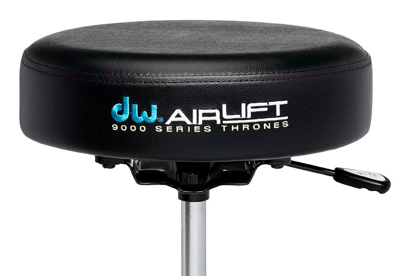 DW DWCP9100AL 9000 Series Airlift Round Throne