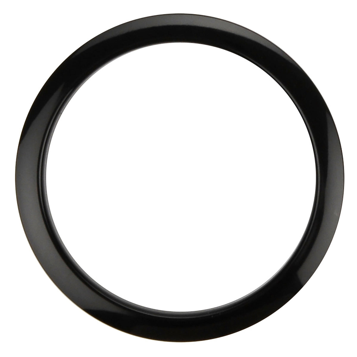 "Bass Drum O's HBL5 5"" Drum Port - Black"