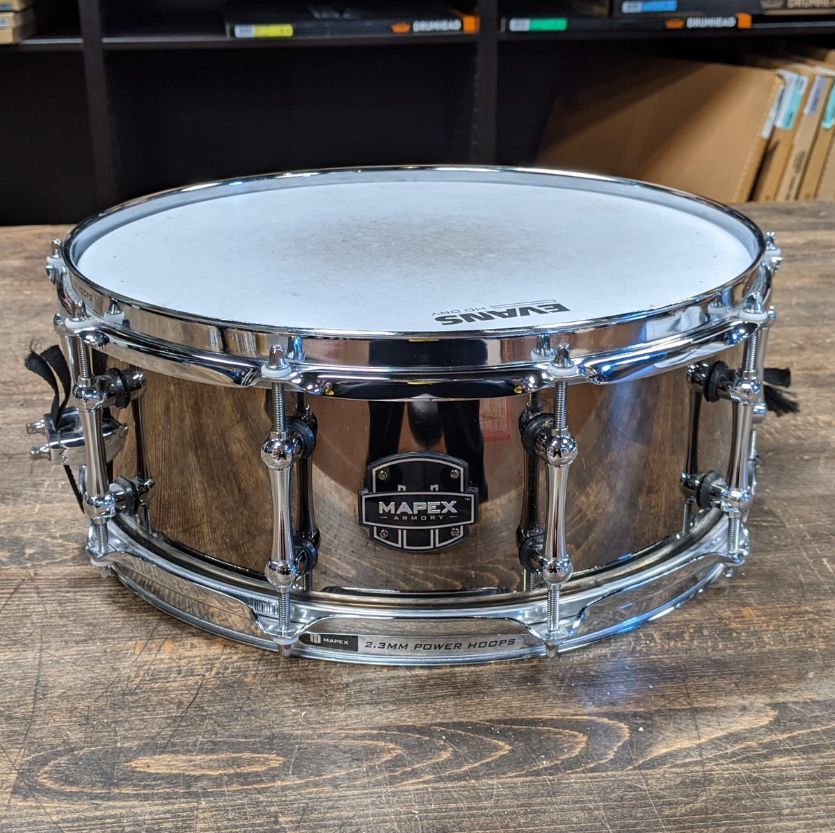 Mapex Armory 5.5x14 Tomahawk Snare Drum - Used