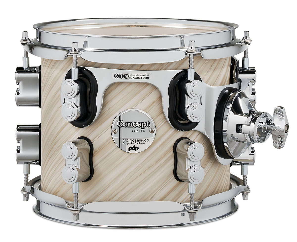 PDP PDCM0708STTI Concept Maple 7x8 Tom Twisted Ivory