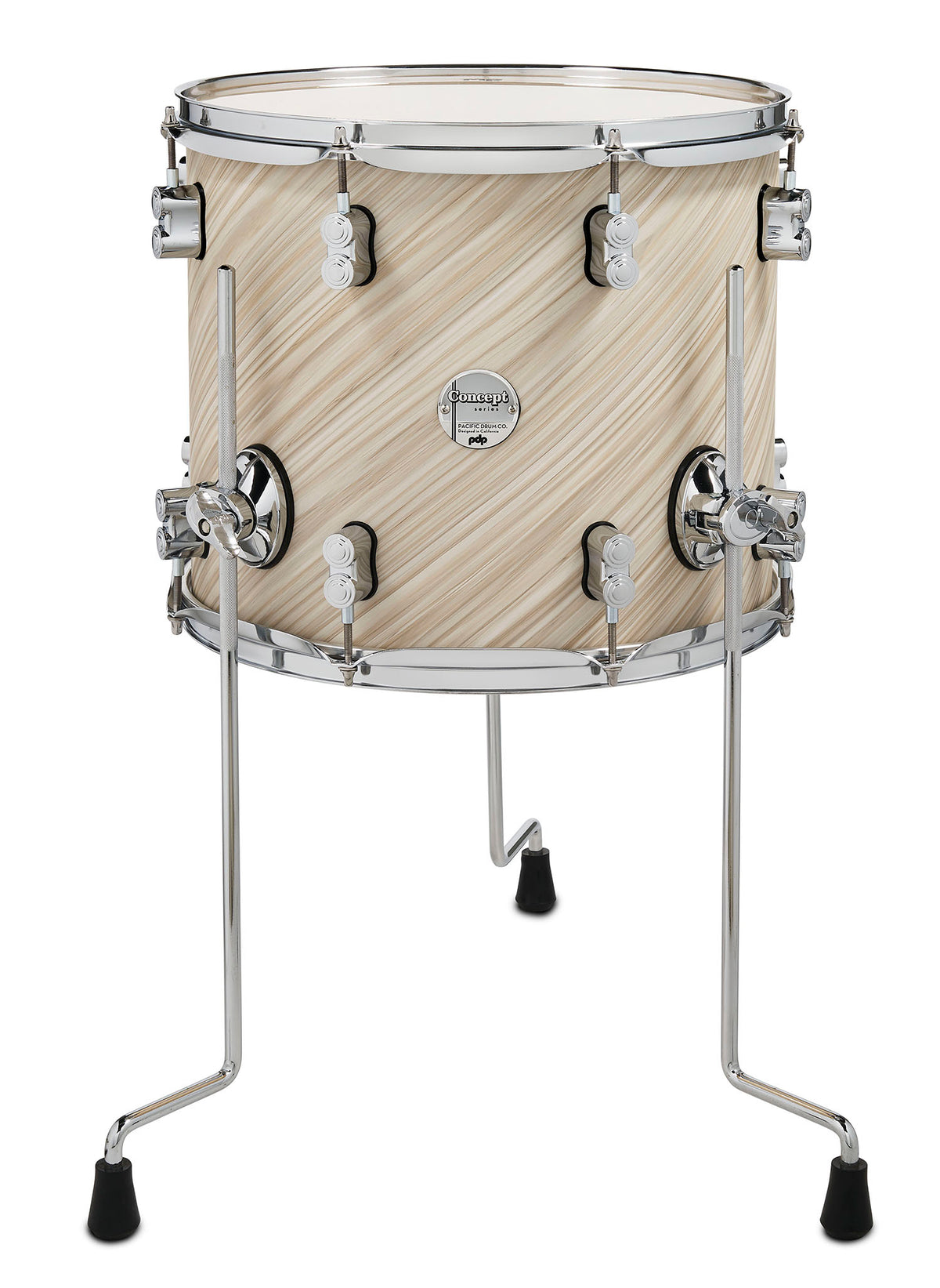 PDP PDCM1214TTTI Concept Maple 12x14 Floor Tom Twisted Ivory