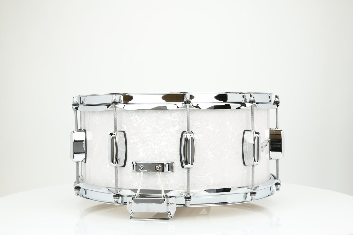 Rogers 33 Dyna-sonic 6.5x14 Wood Shell Snare Drum WMP - Floor Model