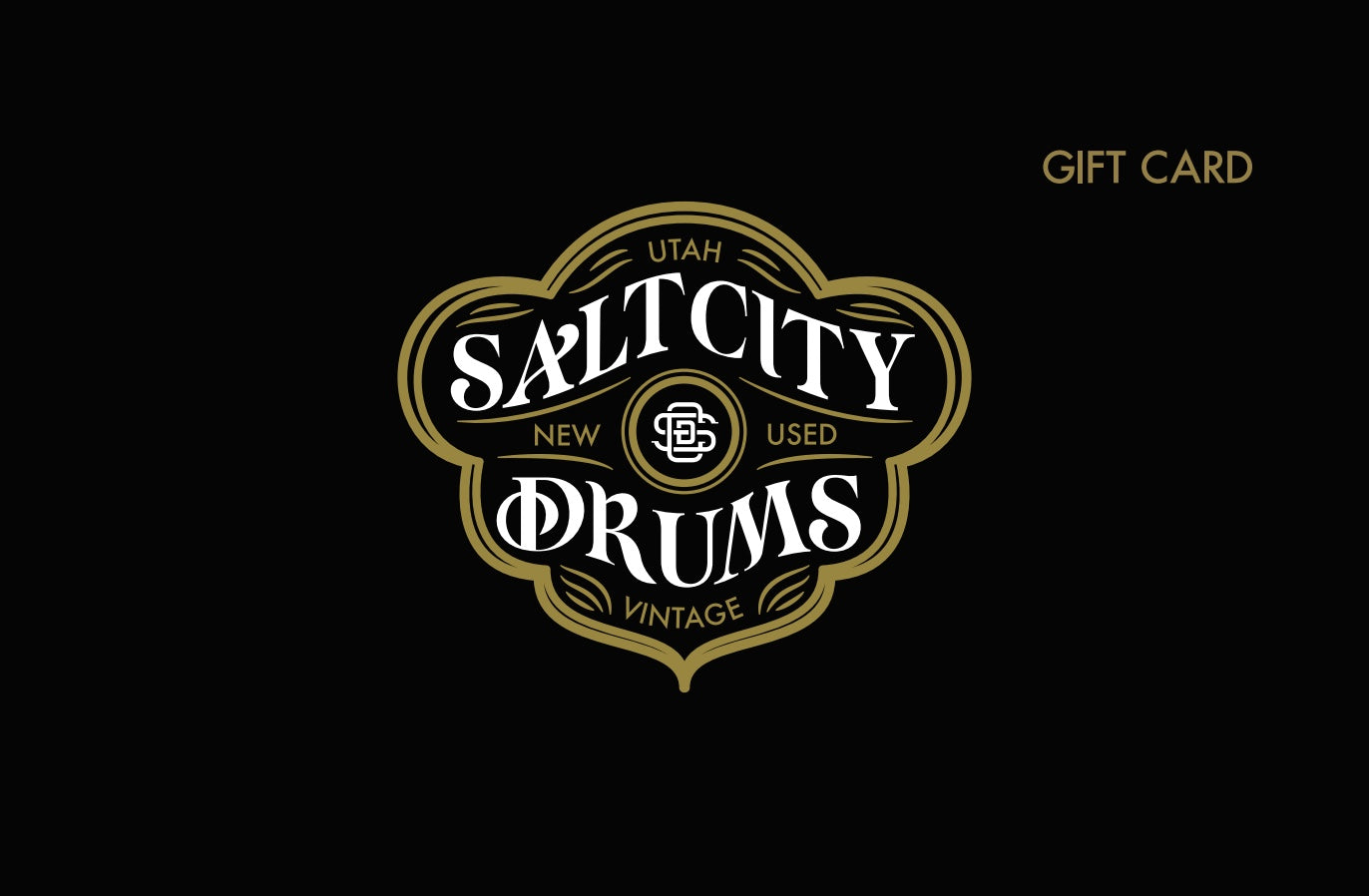 Salt City Drums Gift Card
