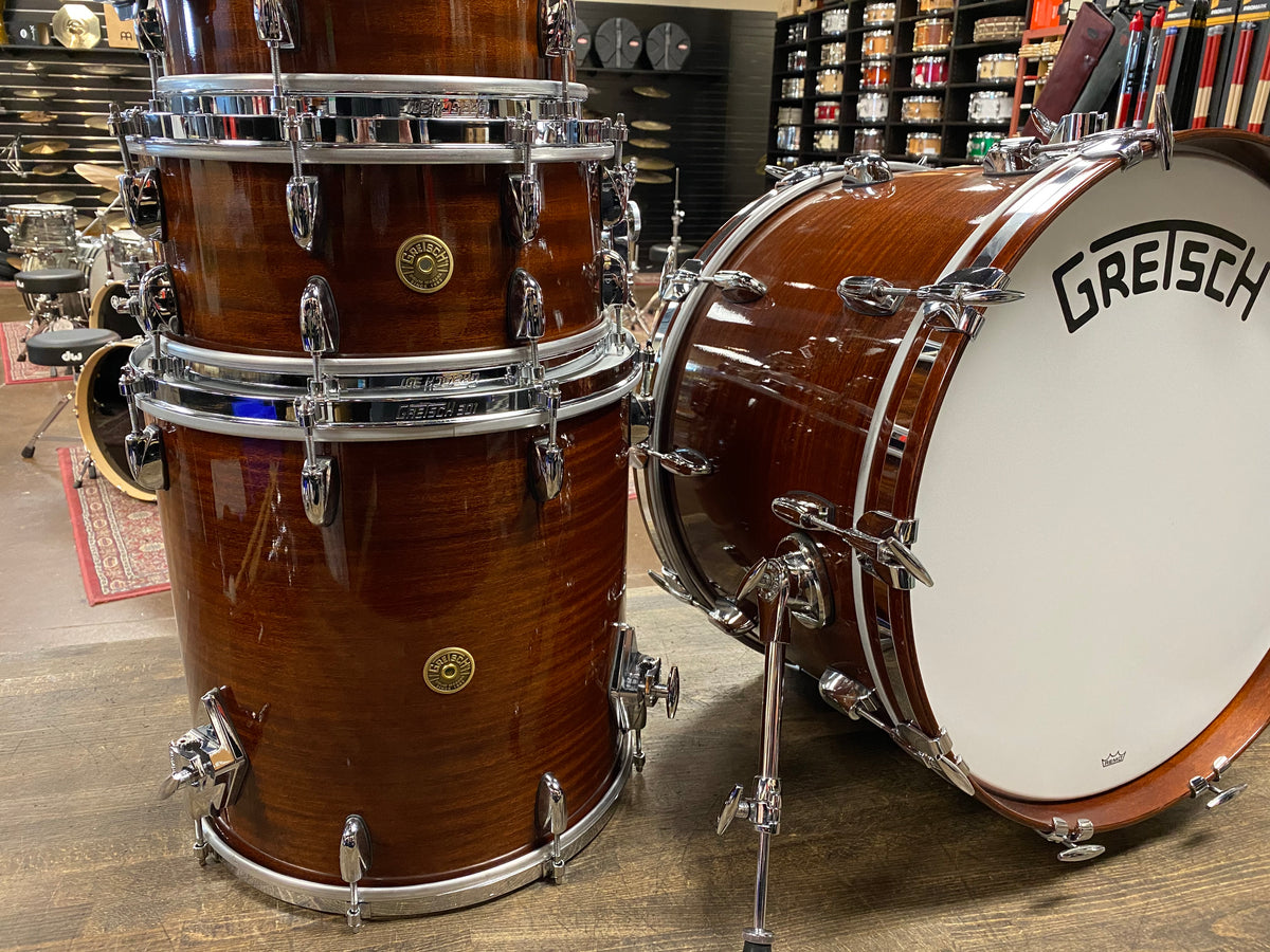 Gretsch 135th Anniversary Broadkaster Drum Kit 12/16/22/14 - Floor Model