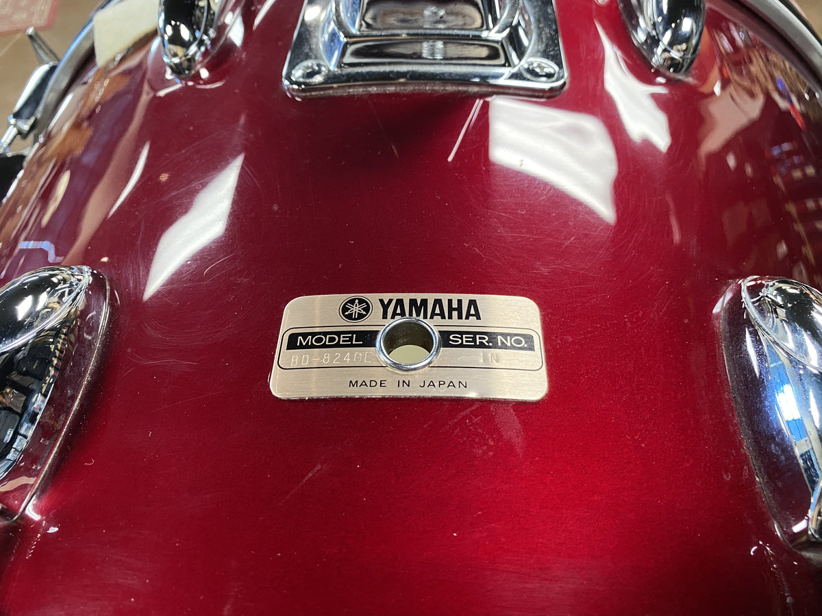 80's Yamaha Tour Series 13/14/18/24/14 Shell Pack - Used