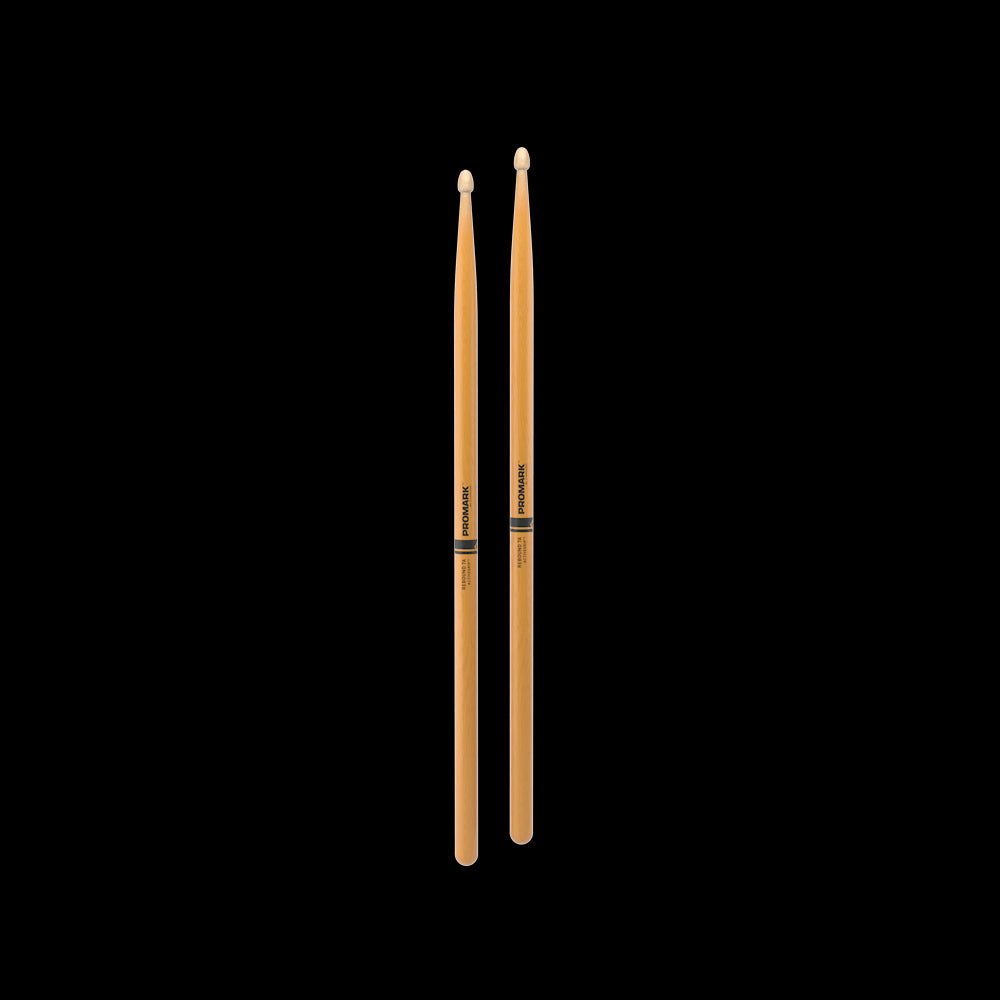Promark R7AAGC Rebound Balance Drumsticks with ActiveGrip Clear 7A