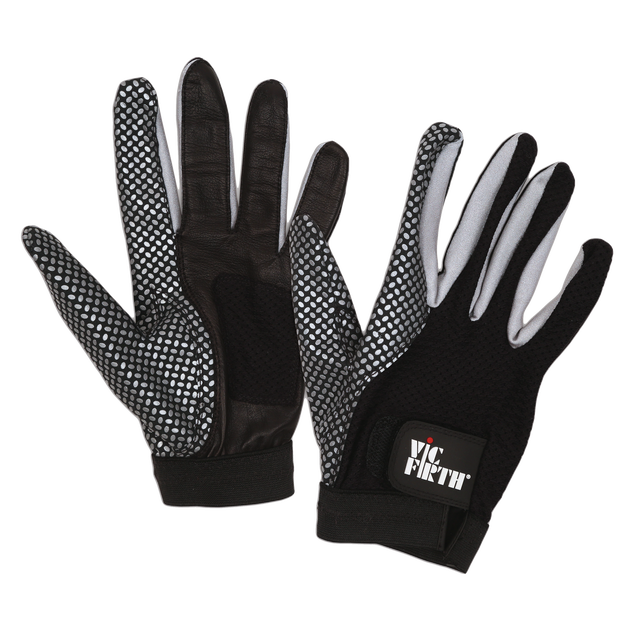 Vic Firth VICGLVXL X Large Vic Gloves Drumming Gloves