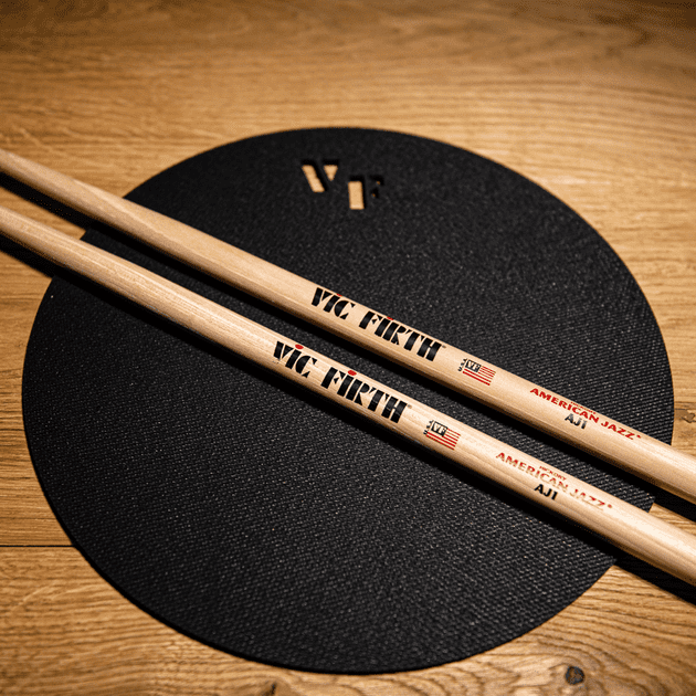 Vic Firth MUTEPP6 Drum & Cymbal Mute Pre-Pack #6