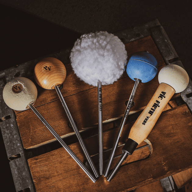 Vic Firth VKB4 VicKick Beaters Cajon Beater