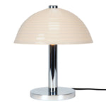 Original BTC Cosmo Stepped Natural Table Lamp