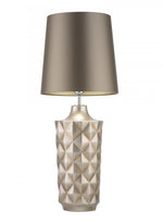 Heathfield Herzog Champagne Table Lamp