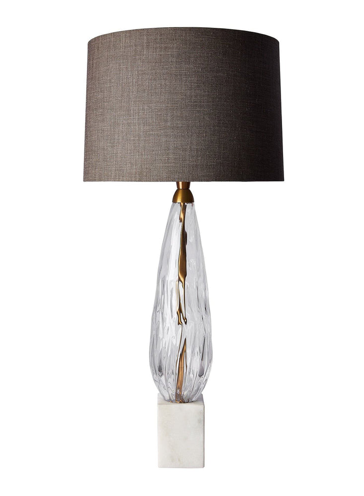 Heathfield Haywood Clear Table Lamp