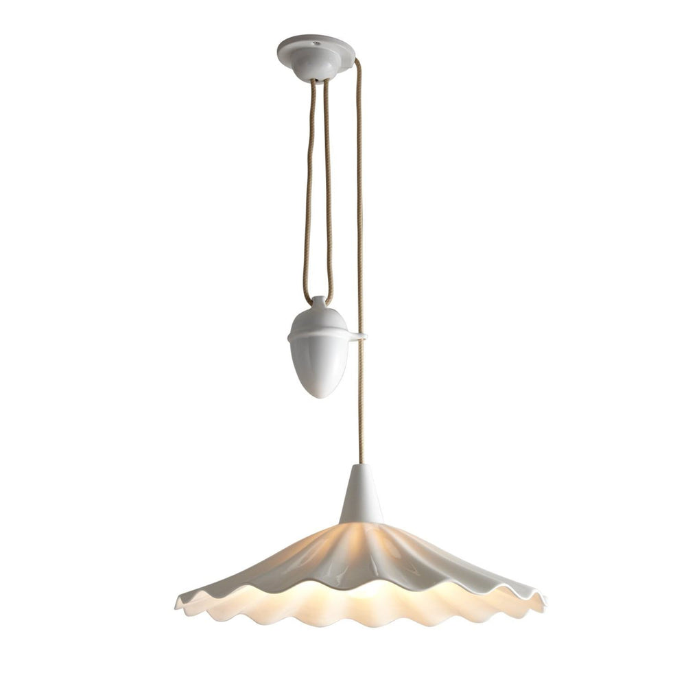 Original BTC Christie Rise and Fall Ceiling Pendant - Decolight Ltd