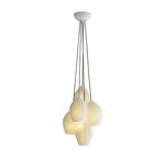 Original BTC Fin 5 Light Ceiling Pendant