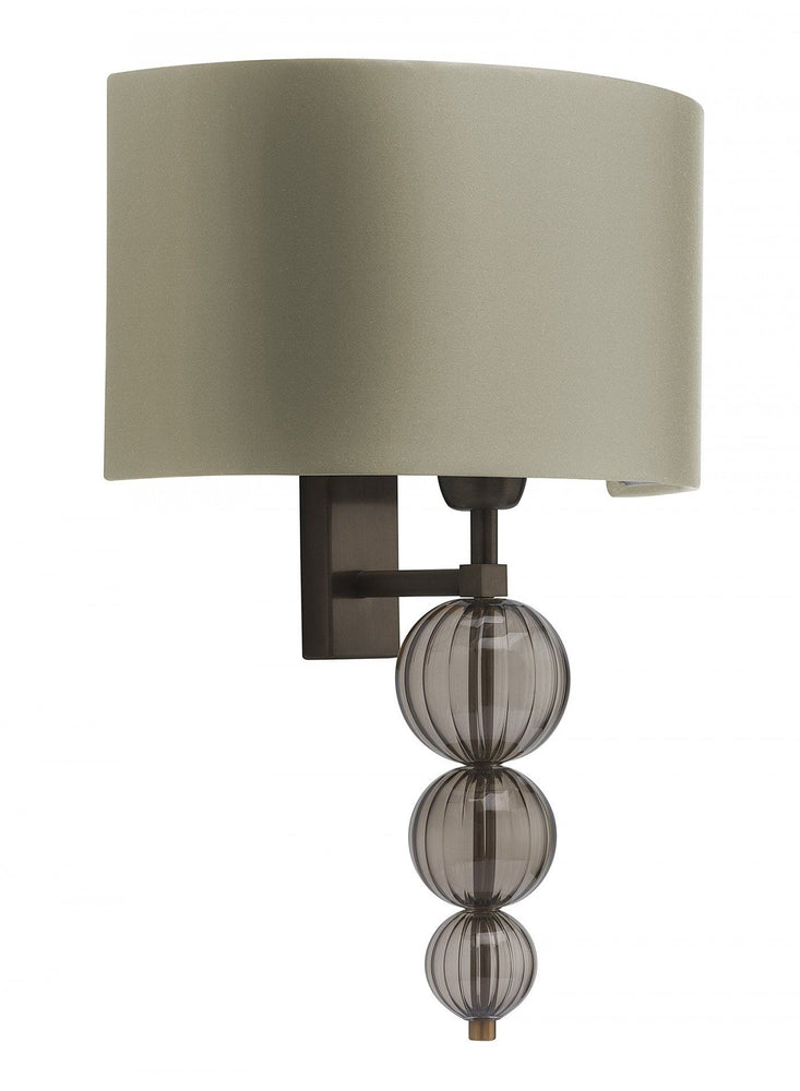 Heathfield Alette Oiled Bronze Wall Light