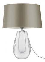 Heathfield & Co Anya Clear Table Lamp