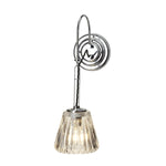 Decolight Demelza Chrome Bathroom Wall Light