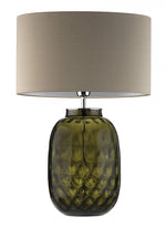 Heathfield & Co Bubble Olive Table Lamp - Decolight Ltd