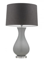 Heathfield Somerton Glacier Table Lamp - Decolight Ltd
