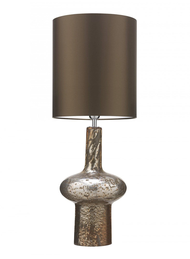 Heathfield Verdi Gold Glass Table Lamp - Decolight Ltd