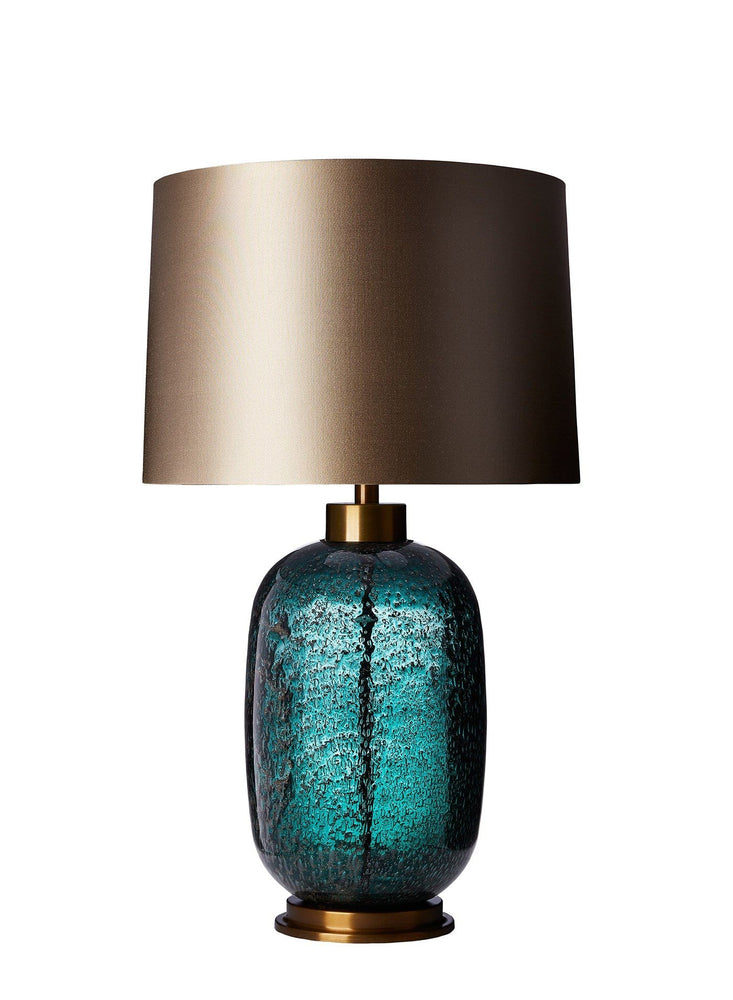 Heathfield Zoffany Amelia Emerald Medium Table Lamp