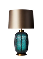 Heathfield Zoffany Amelia Emerald Medium Table Lamp - Decolight Ltd