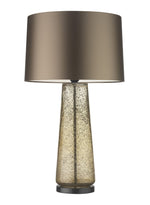 Zoffany Caius Champagne Table Lamp - Decolight Ltd