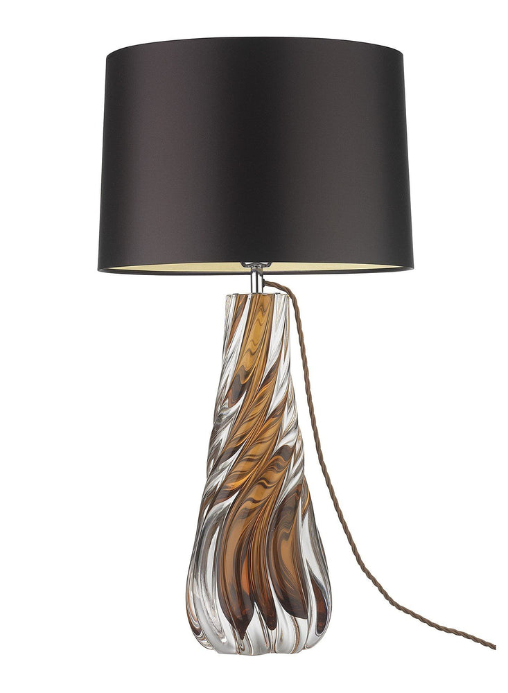 Zoffany Naiad Amber Table Lamp*