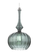 Heathfield & Co Zola Opal Jade Ceiling  Pendant Light - Decolight Ltd