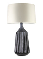 Heathfield Napoli Bluestone Table Lamp - Decolight Ltd
