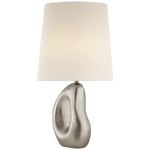 Aerin Lenoir Burnished Silver Table Lamp