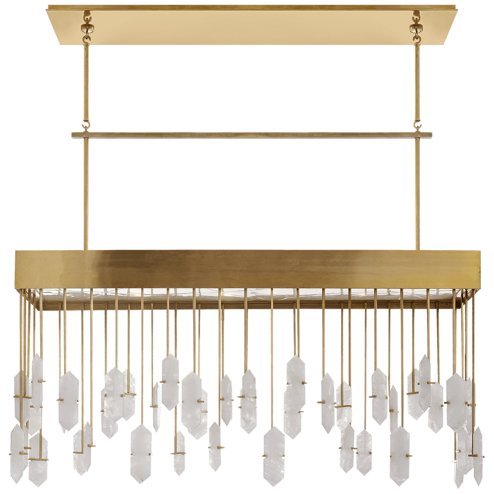 Kelly Wearstler Halcyon Liner Chandelier