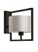 Heathfield Conniston Oiled Bronze Wall Light