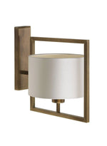 Heathfield Conniston Wall Light Antique Brass
