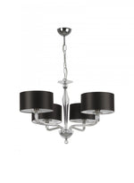 Heathfield luxury Chandelier  Czarina Clear Crystal  4 Arm | Decolight