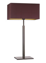 Heathfield Dakota Bronze Large Table Lamp - Decolight Ltd