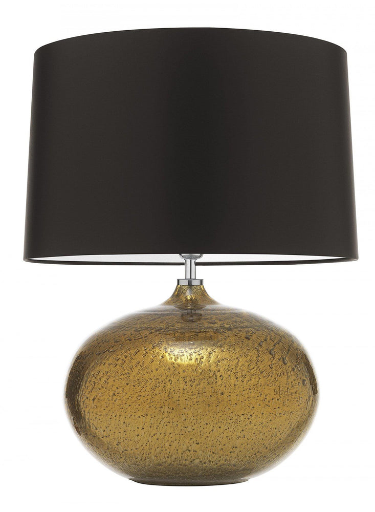 Heathfield Galileo Gold Table Lamp - Decolight Ltd