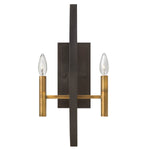 Decolight Euston Vintage industrial   2 Wall Light