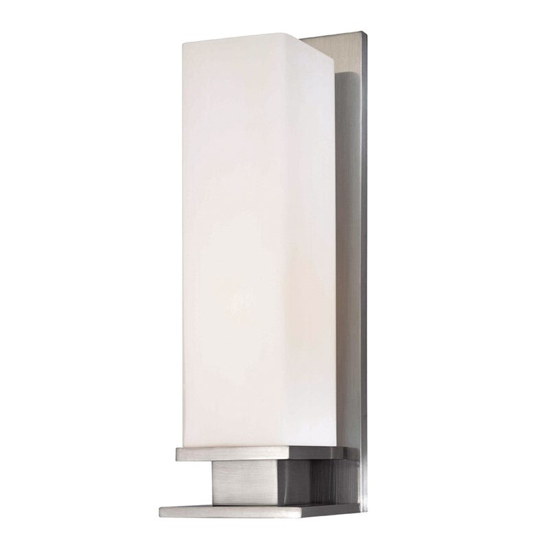 Hudson Valley Satin Nickel Thompson Wall Light - Decolight Ltd