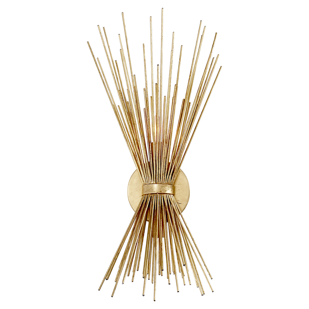 Kelly Wearstler Strada Wall Light - Gold Gild