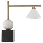 Kelly Wearstler Cleo Table -  Desk Lamp by Visual Comfort