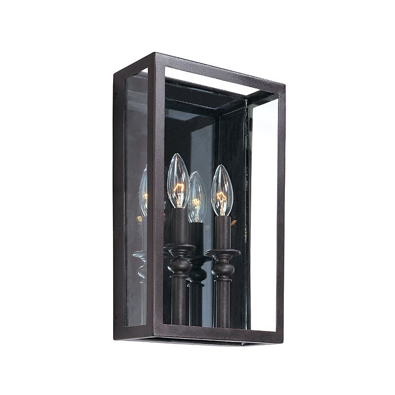 Troy Lighting Morgan Deep Bronze Wall Light